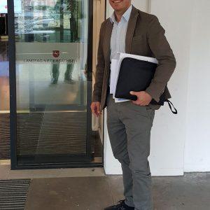 Mein erster Tag im Landtag