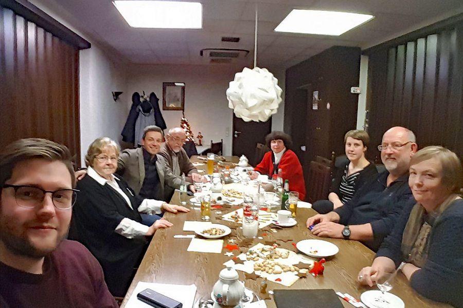 Weihnachtsfeier der SPD Delmenhorst-Ost