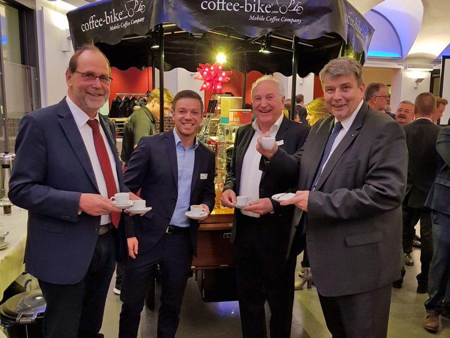 Kaffeetrinker aus Bremen