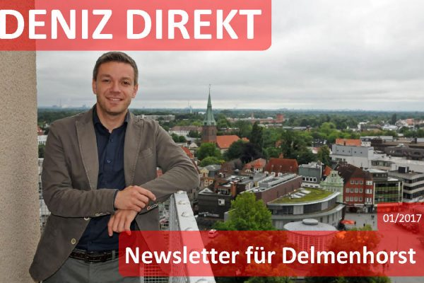 Newsletter DENIZ DIREKT