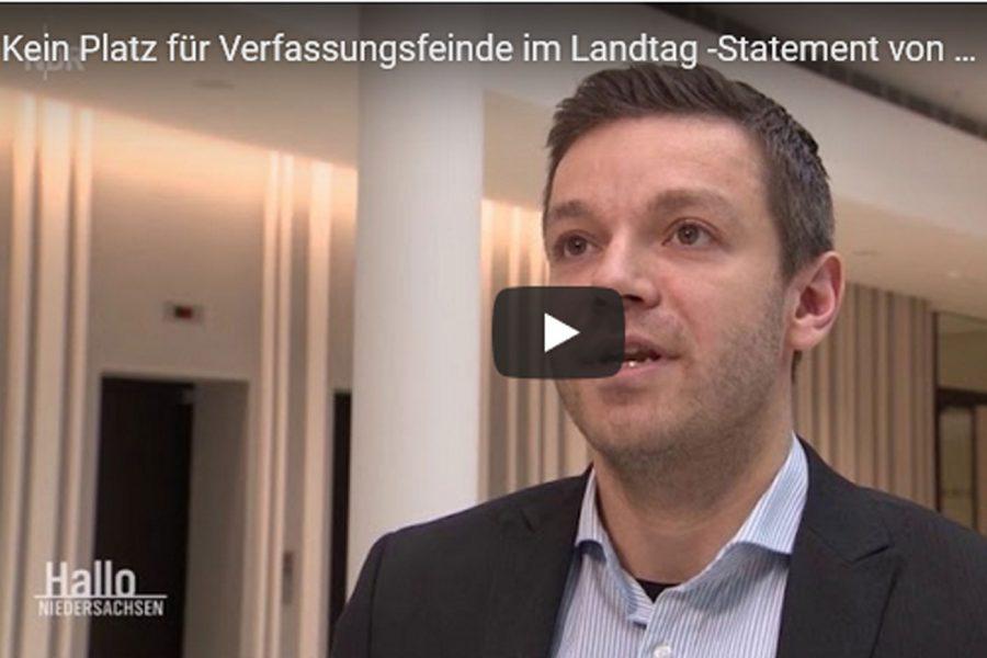 Interview mit dem NDR