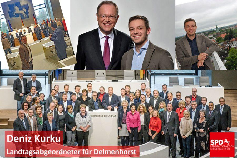 Landtagsabgeordneter Deniz Kurku
