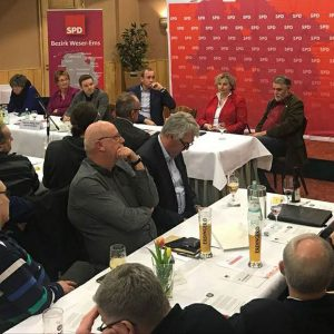 Regionalkonferenz in Wardenburg