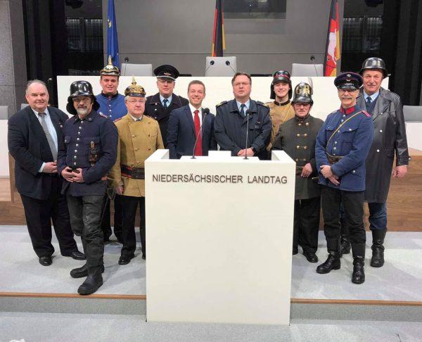 Jubiläum Landesfeuerwehrverband Niedersachsen