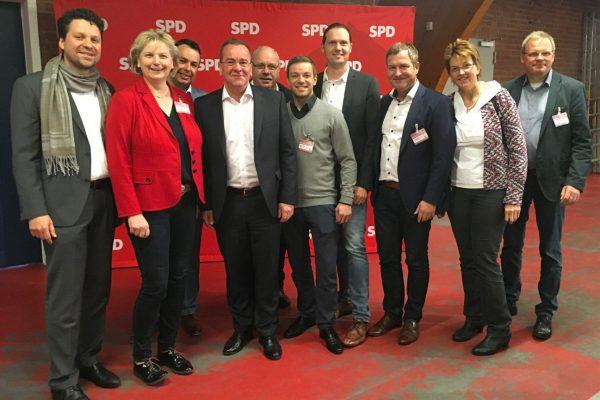 Delegierte des Landesparteitags