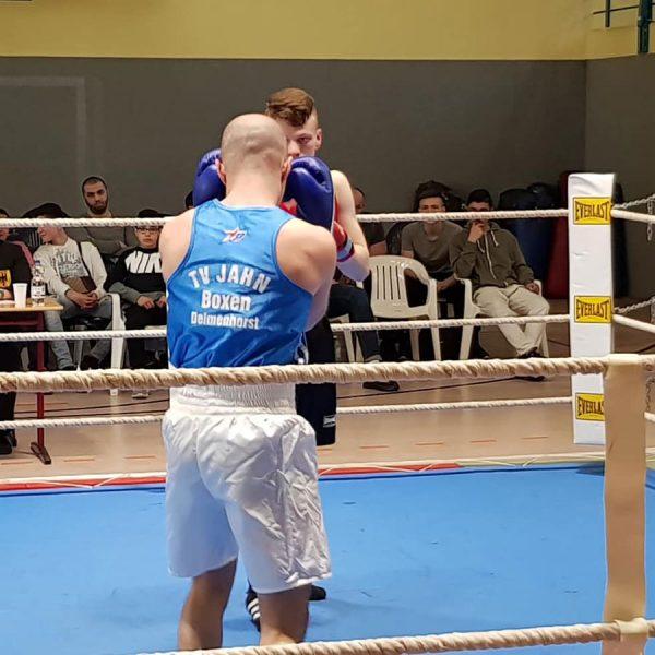 Boxen beim TV Jahn