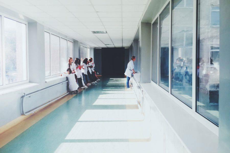 Motiv Krankenhaus