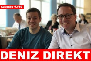Titelbild zu Deniz Direkt 3/2019