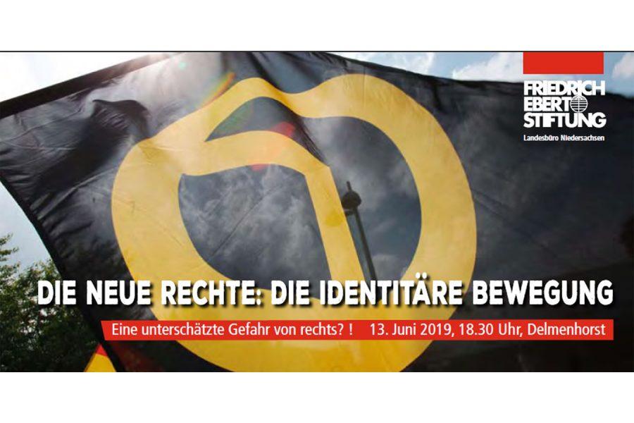 """Einladung """"Die neue Rechte"""""""